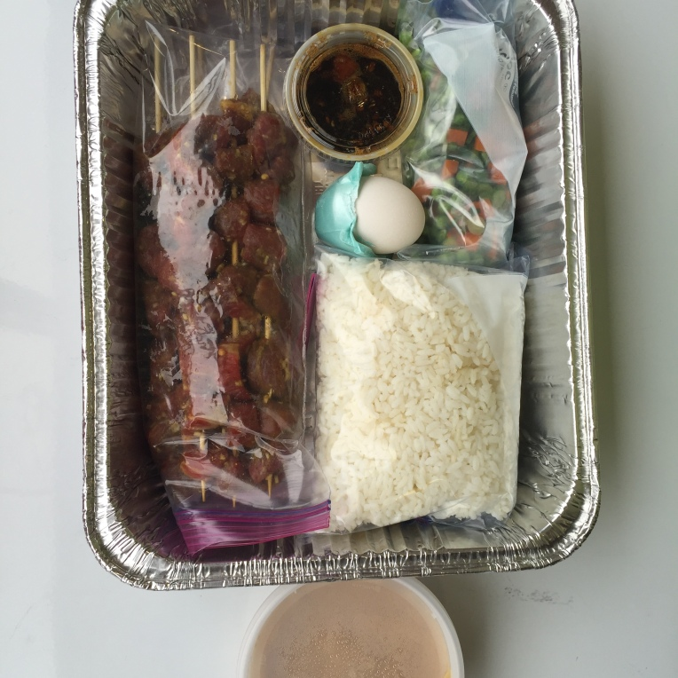 Beef Satay Dinner Kit