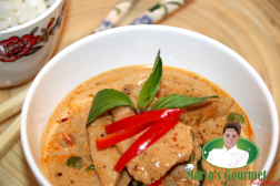 Thai Red Curry Chicken